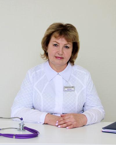 Горук Людмила Антоновна
