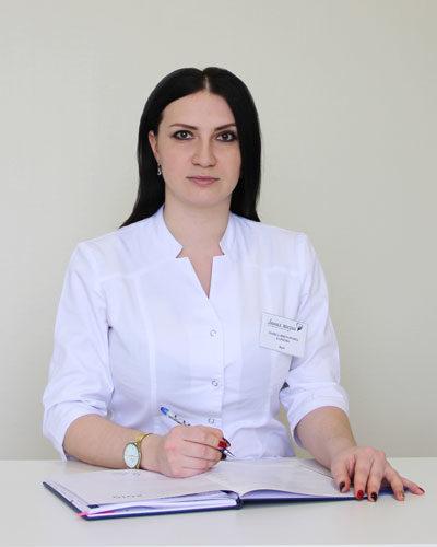 Карпова Лариса Викторовна