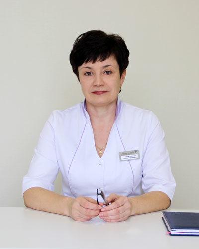 Дубницкая Галина Викторовна