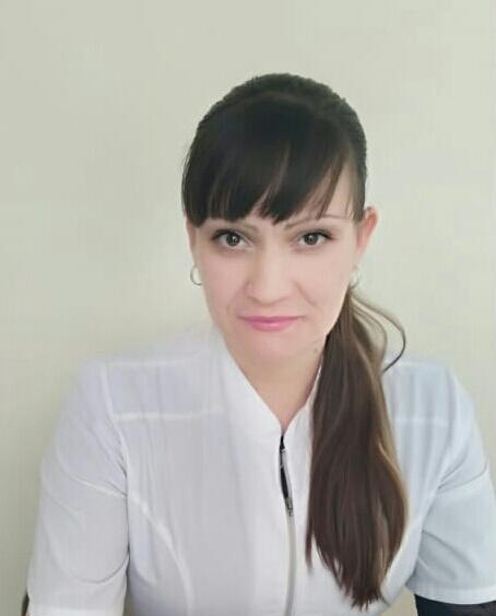 Левицкая Анастасия Васильевна