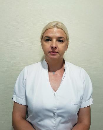 Колисниченко Алла Алексеевна