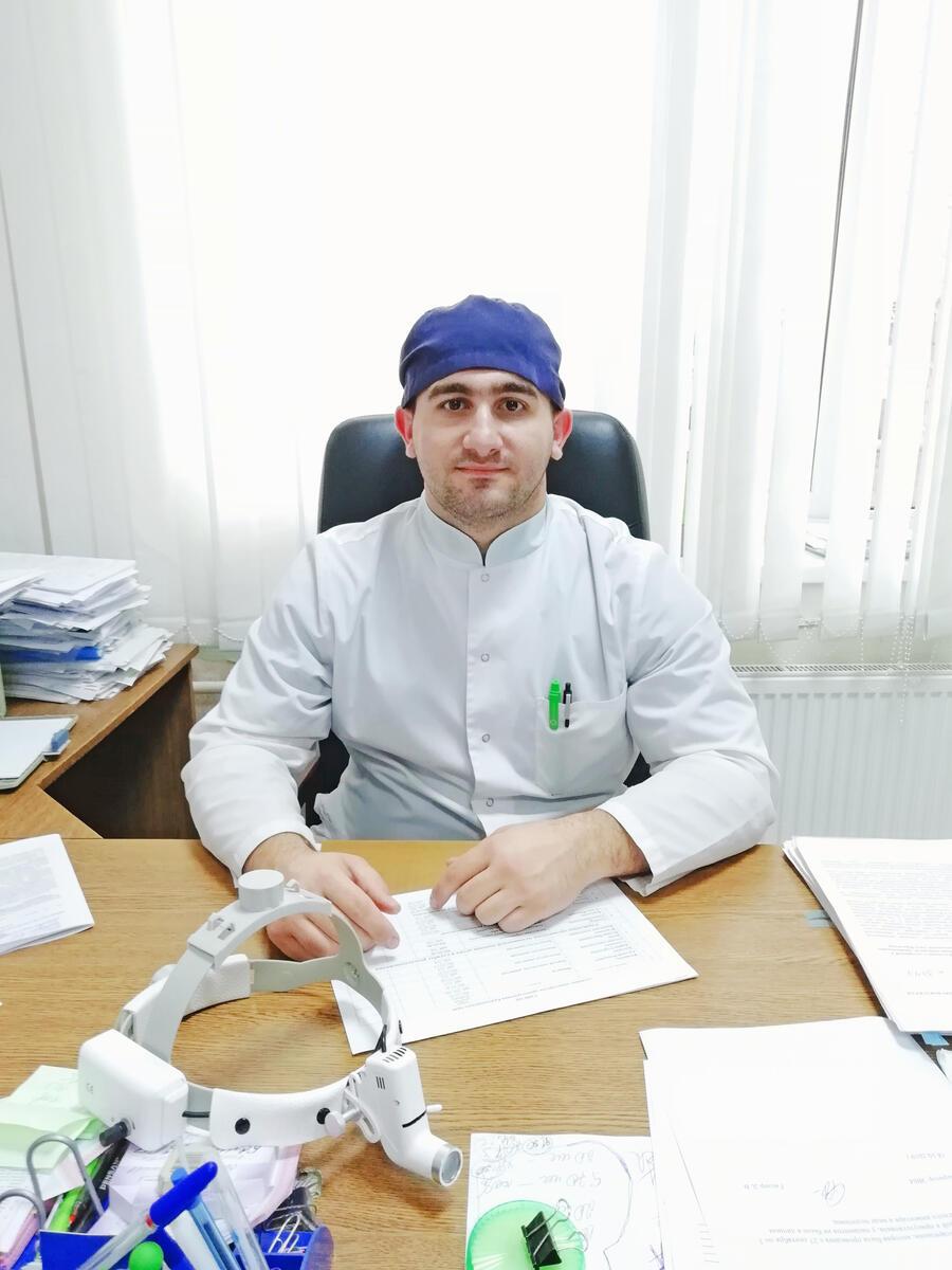 Мискарян Гарют Владимирович