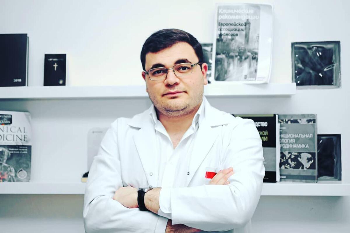 Тоноян Давид Самвелович