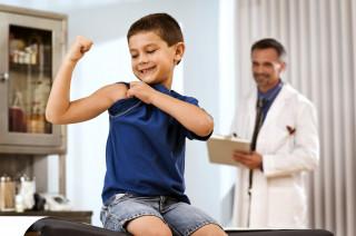 Детский спортивный врач