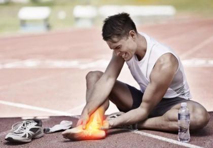Спортивный травматизм