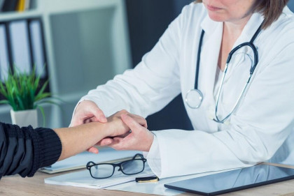 Консультация у спортивного врача