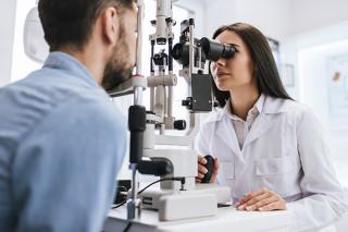 Прием у платного офтальмолога
